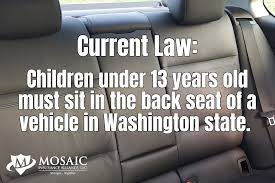 new washington car seat law for jan 2020