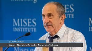Robert Nozick's Anarchy, State, and Utopia | David Gordon - YouTube