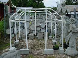 hand crafted con verta stone greenhouse