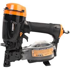 rapid fire coil roofing nailer