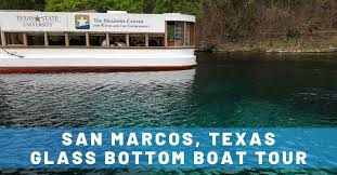 san marcos glass bottom boat tour