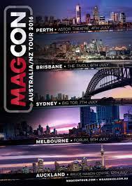 magcon australia new zealand nice events