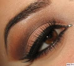 new 661 cute makeup for brown eyes