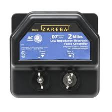 Zareba Systems 2 Mile Ac Powered Electric Fence Charger In The Electric Fence Chargers Department At Lowes Com