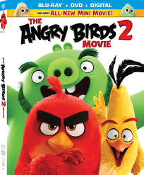 "The Angry Birds Movie 2"" on Digital Oct. 29th & 4K, Blu-ray & DVD ..."