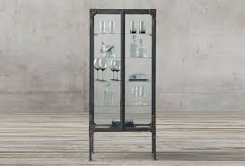10 easy pieces glass and steel display