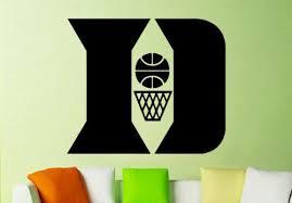 Wall Mural Vinyl Decal Decals Sticker Sport Logo Team Ncaa Duke Blue Devils W274 Sportdecals Http Www Amazo Vinyl Decals Duke Blue Devils Iphone 7 Plus Cases