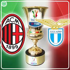 Milan-Lazio, Diretta Streaming Live: Semifinale Coppa Italia, 29-1 ...