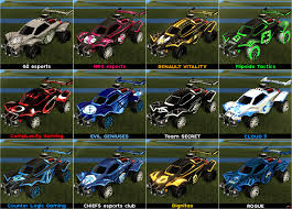 Give That Game Esport Decals These Will Be Soon On Alphaconsole D Album On Imgur