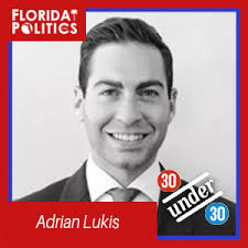 Meet Adrian Lukis — One of the 30-under-30 rising stars of Florida ...