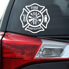 Firefighter Decal Southern Caliber Decals