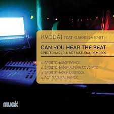 Can You Hear the Beat (feat. Gabriela Smith) [Spiritchaser Alternative Mix]  by Kyodai on Amazon Music - Amazon.com