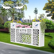 grow bed planter flower box flower pots