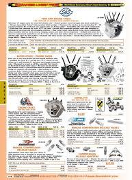 2016 harley davidson catalog engine