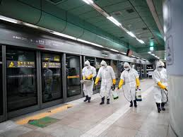 coronavirus south korea reported more than new cases in a day
