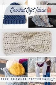 fun crochet gift ideas for family