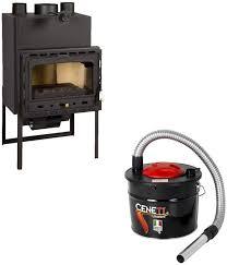 wood burning fireplace insert prity