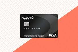 credit one bank platinum visa review