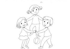 Cùng mẹ và bé tô hình vẽ bé tập thể dục - Mách mẹ cách chọn tranh ...