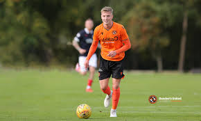 ADAM KING LOANED TO QUEENS PARK | Dundee United Football Club