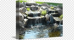 garden pond koi pond waterfall koi