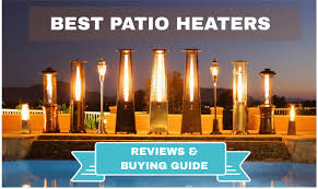 patio heaters in 2020 reviews