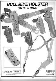 com bullseve holster pattern pack