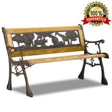 bench seating patio garden lawn porch