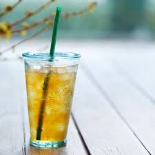 starbucks recycled glass cold cup 16
