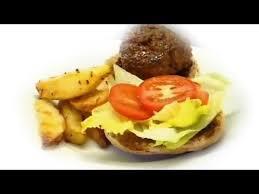 healthy homemade hamburger gordon