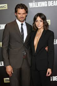 Austin Nichols and Chloe Bennet   43 Celebrity Couples Who Have ...
