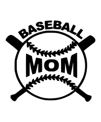 Bay Wear Black Baseball Mom Car Decal Best Price And Reviews Zulily