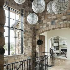 jute rope globe light pendants design ideas