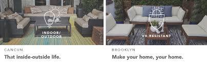 com fab habitat reversible rugs