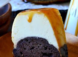easy homemade chocolate flan cake