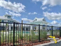 Fencing Contractors Tampa Fl Florida State Fence