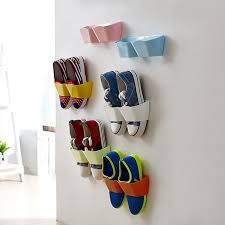 shoes organizer wall hanging rack