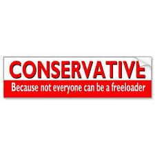 Funny Conservative Bumper Sticker Zazzle Com Conservative Bumper Sticker Funny Bumper Stickers Bumper Stickers