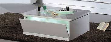 5 modern coffee tables with