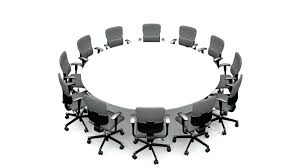 white round table and chairs white