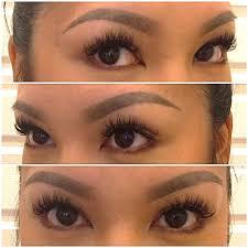 semi permanent eyebrow makeup sydney