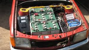 building your own electric vehicle