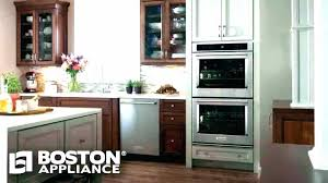 placements in kitchen wall ovens