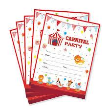 Tematico De Carnaval De Los Ninos Fiesta De Cumpleanos Favores De