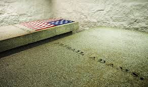 Abigail Adams Grave Site