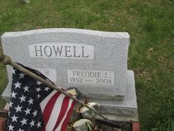 "Freddie L ""Sarge"" Howell (1952-2008) - Find A Grave Memorial"