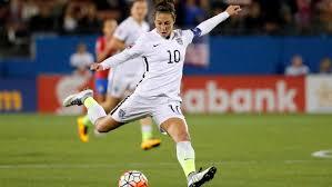 Carli Lloyd silences her critics to become key to U.S. women's soccer  success - Los Angeles Times