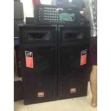 Dàn âm thanh, hát karaoke loa 4 bass sân khấu JBL chơi ngoài trời giảm chỉ  còn 3,700,000 đ