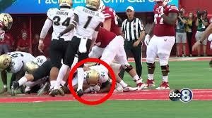 Adrian Martinez injury: Nebraska wonders about foul play from ...