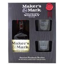 cky straight bourbon gift set